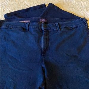 Plus Size NYDJ Not Your Daughters Jeans